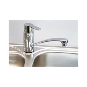 台所用シングルレバー混合水栓