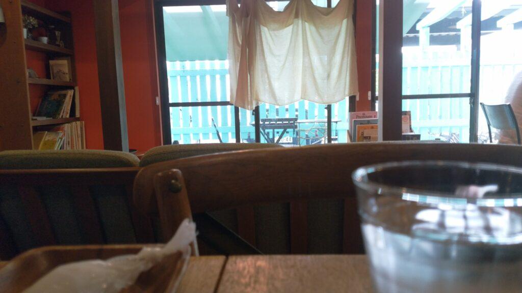 ドレミ荘(cafe345)ソファテラス