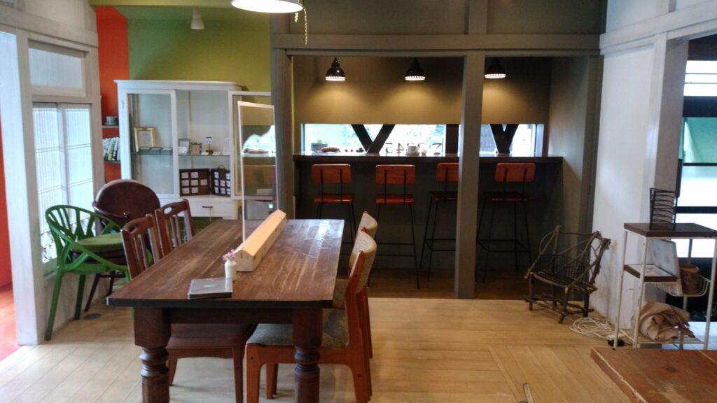 ドレミ荘(cafe2345)大テーブル部屋